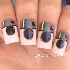 imagenes de diseños de uñas de acrilico y gel m 225 s de 1000 ideas sobre dise 241 os de u 241 as de acr 237 lico en