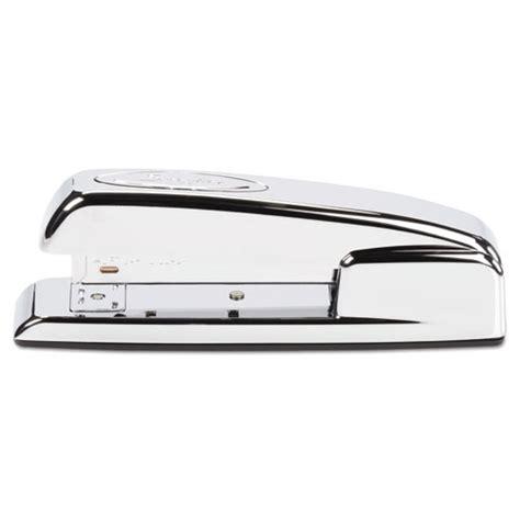 polished chrome desk accessories 747 business full strip desk stapler 25 sheet capacity
