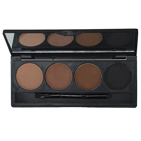 Etude Eye And Eyebrow Pallete weksi 4 colors pro eyebrow cake powder eye brow palette