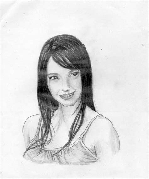 imagenes para dibujar rostros de personas rostro de una mujer para dibujar imagui