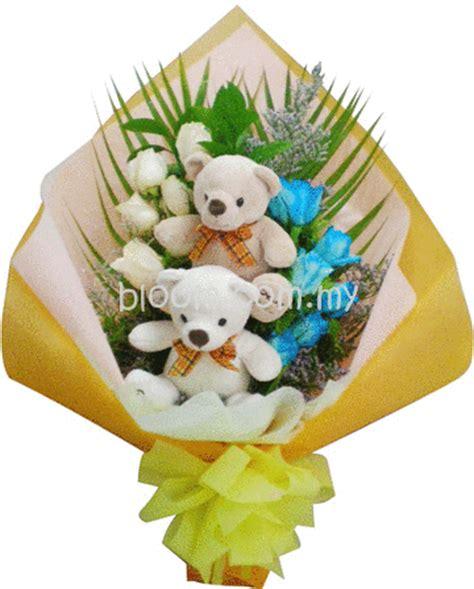 Wedding Bouquet Kota Kinabalu by Flower Shop Tangkak Ulu Tiram Chukai Kerteh Kota