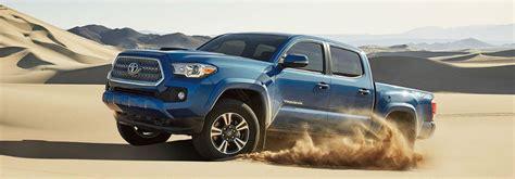 Toyota Tacoma Performance 2017 Toyota Tacoma Fuel Economy And Performance