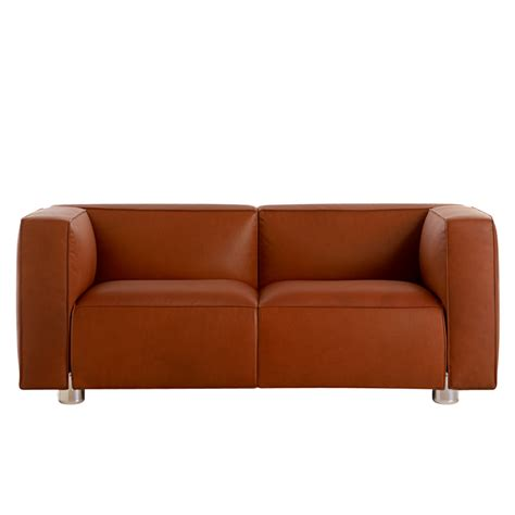 Compact Sectional Sofa Knoll Lounge Collection Two Seat Compact Sofa