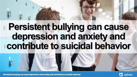 Bullying Causes by How Does Bullying Cause Depression Thesisdefinicion Web