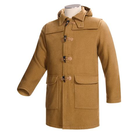 orvis new items mens clothing orvis lifestyle new from orvis wool toggle coat for men 49861 save 53