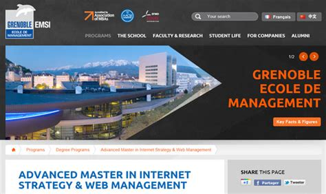 Grenoble Ecole De Management Mba Duration by Nouveau Mast 232 Re Sp 233 Cialis 233 171 Strategy And