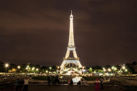 Eiffel Tower Address by Street View Paris Landmarks 169 Will Navarro Photography