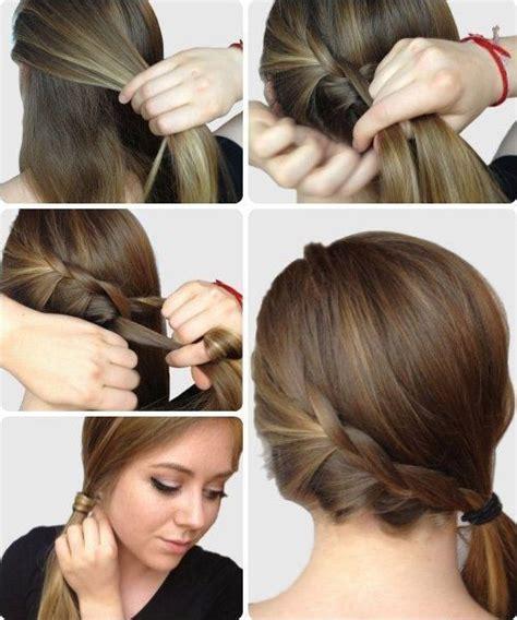 hairstyles for school party peinados faciles y lindos para ir a clases verte bella