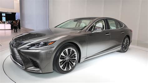 Ls Value by 2018 Lexus Ls Brings New V6 Biturbo To The World