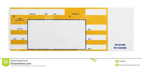 ticket layout template blank ticket template mughals