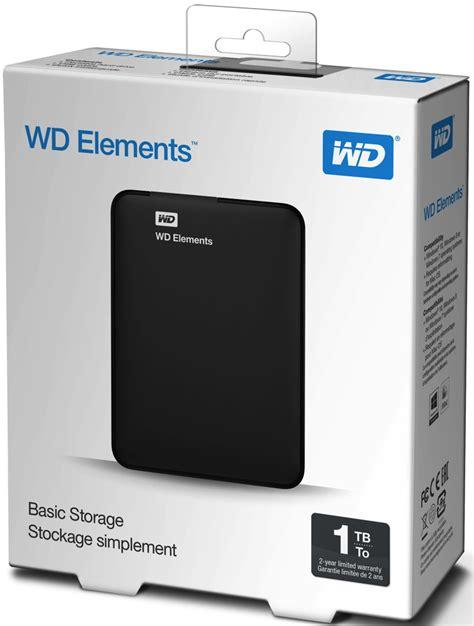 Wd Elements Disk Portable 1tb wd western digital hdd externe festplatte elements portable 2 5 zoll 1tb usb 3 0 schwarz