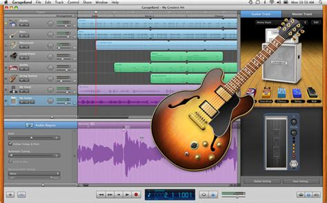 Garage Band by Garageband Basic Editing Berkeley Advanced Media Institute