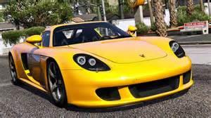 Porsche Gt 2003 Porsche Gt 980 Gta5 Mods