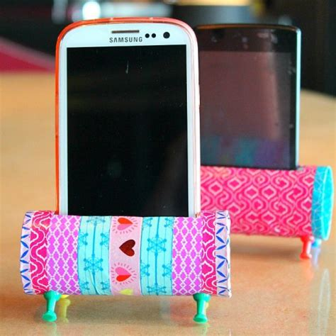 How To Make A Paper Phone Easy - re purposing is all about creativity check out this easy