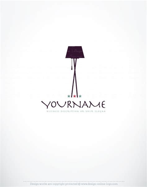 exclusive design retro style lamp logo compatible