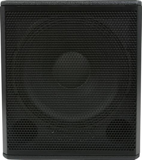 Speaker Cr 18 galaxy audio cr18 18 subwoofer