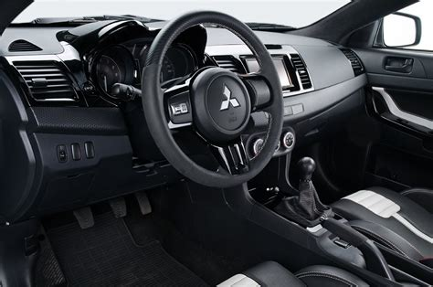Evo X Custom Interior by Vilner Mitsubishi Lancer Evo X Car Tuning