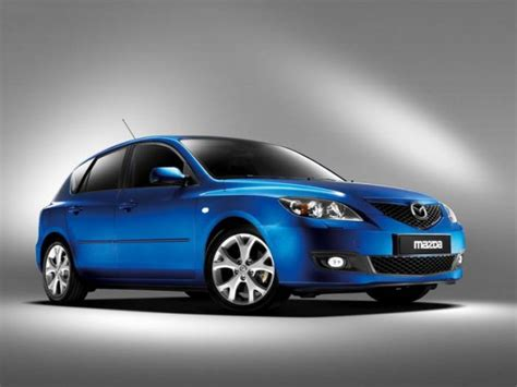 2006 mazda 3 sport 1 6l active hatchback college car
