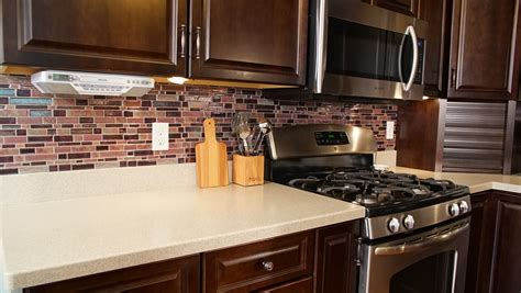 kitchen backsplash stick on bestkia smart tiles bellagio