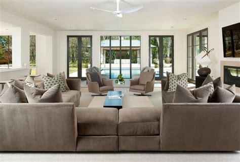 u shaped living room modern u shaped sectional sofa for spacious living room glorious gray brown u shaped sectional