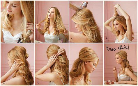 Blonde Hairstyles Tutorial | best hair style tutorials for girls wallpapers images