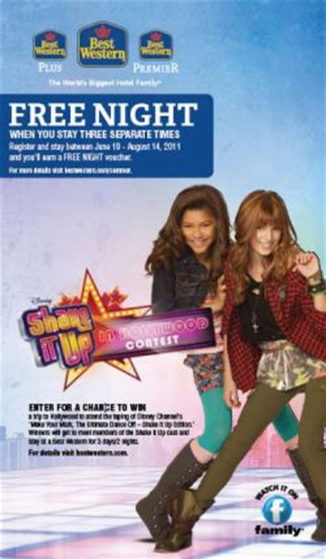 Disney Channel Summer Sweepstakes - disney channel shake it up sweepstakes