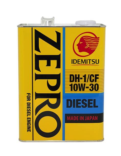 Idemitsu 10w 30 моторное масло