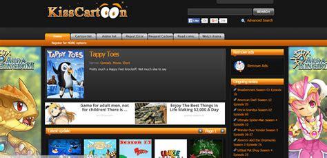 best free websites to watch cartoons online anime top 10