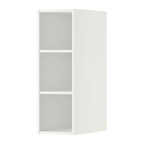 Kitchen Ideas With Black Appliances H 214 Rda Open Cabinet White 20x37x60 Cm Ikea