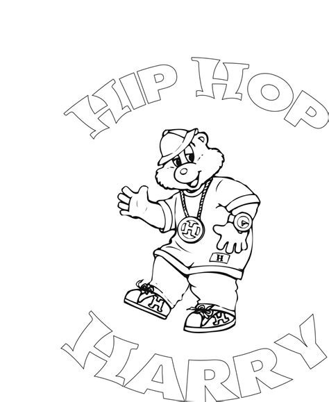 hip hop coloring book free coloring pages of p hop