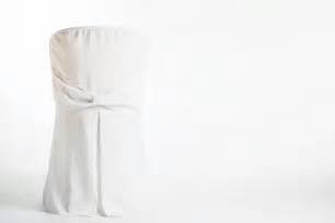 mousse galette chaise housse blanche lycra avec galette mousse pour chaise