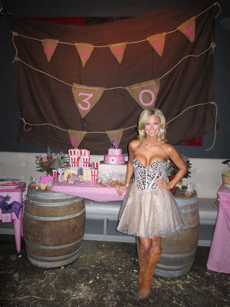 country style birthday ideas 17 best images about my country themed 30th birthday on