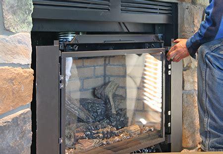 fireplace insert installation custom fireplace inserts