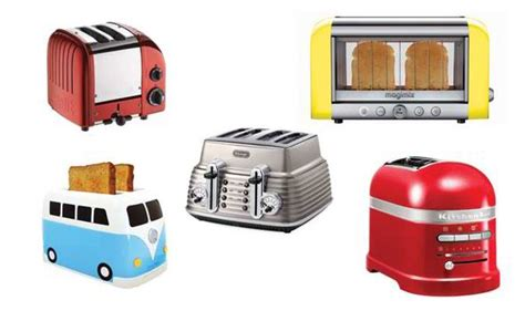 Toaster Retro Design by 10 Of The Best Toasters For Your Kitchen Style