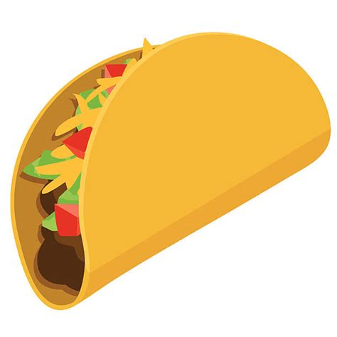 taco clipart royalty free taco clip vector images illustrations