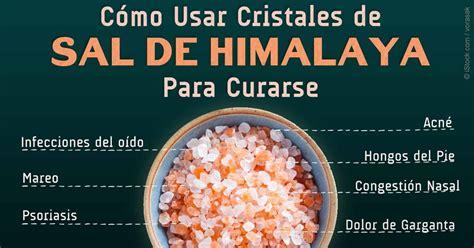 piedras de sal del himalaya c 243 mo utilizar los cristales de sal del himalaya para curarse