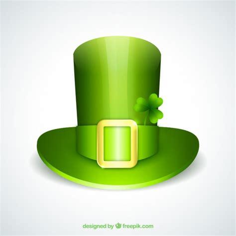 imagenes de sombreros verdes sombrero verde de san patricio descargar vectores gratis