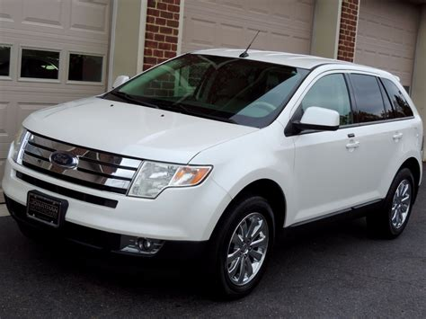 buy car manuals 2010 ford edge parking system 2010 ford edge sel stock a55120 for sale near edgewater park nj nj ford dealer