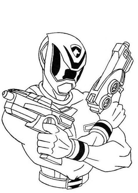 coloring pages power rangers spd power rangers spd shooting ready coloring page coloring
