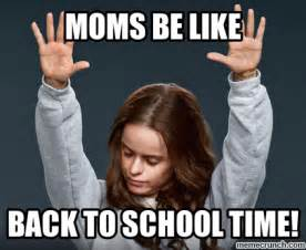Back To School Meme - back to school