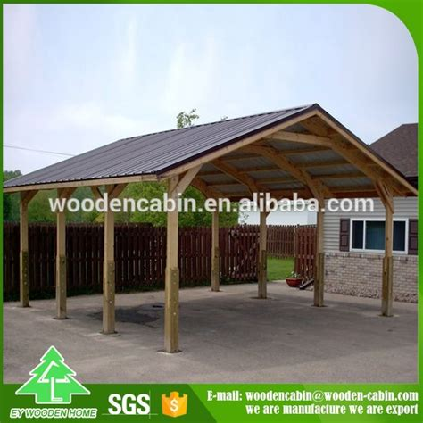 Carport For Sale At Low Prices Cheap Price Prefab Wooden Carport 2 Car Wooden Carport For