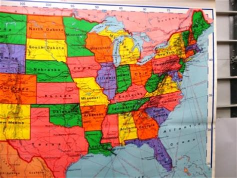 map of the united states please nystrom simplified political wf 1 united states pull down
