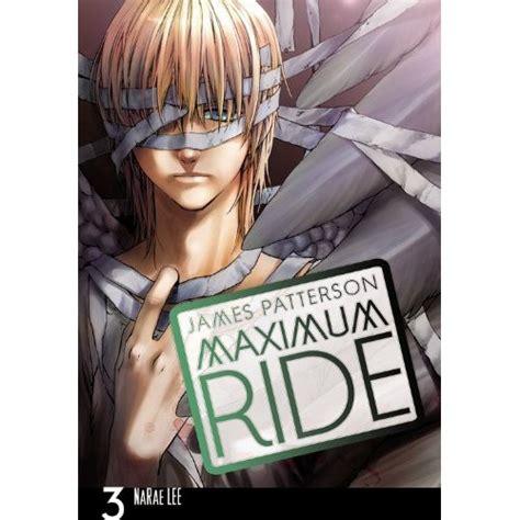 maximum ride the vol 1 maximum ride vol 3 cover by lovesick mutant on deviantart