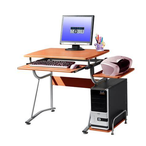 Techni Mobili Cherry Student Desk By Rta Products In Desks Cherry Student Desk
