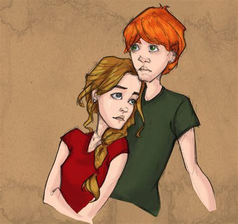 Hermione Granger Weasley by Harry Potter Weasley X Hermione Granger Romione