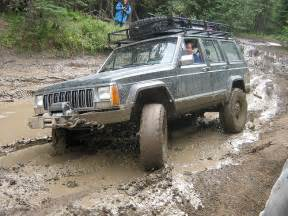 Jeeps Mudding Jeep In Mud Flickr Photo