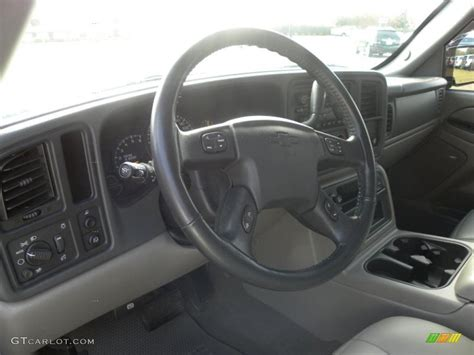 gray charcoal interior 2006 chevrolet avalanche lt