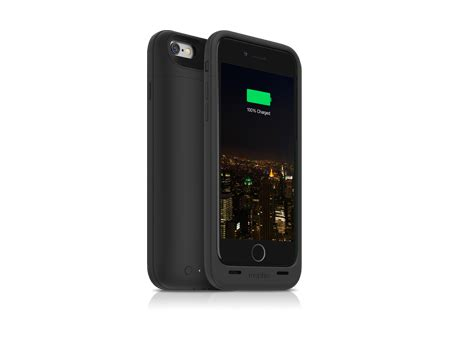 mophie juice pack charging for iphone 6 plus 6s plus at t