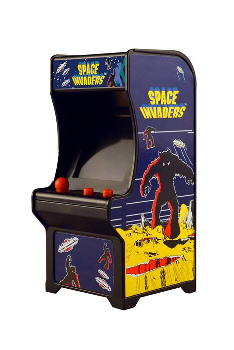 Space Invaders by Tiny Arcade Space Invaders Miniature Arcade
