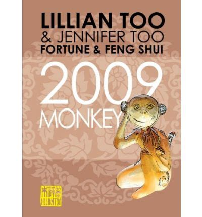fortune feng shui monkey lillian